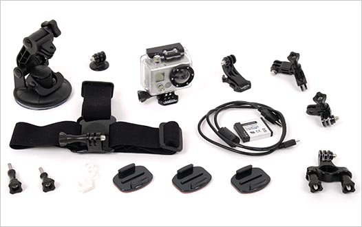 GoPro HD Hero 2 Actioncam