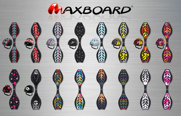 Maxboards Waveboards
